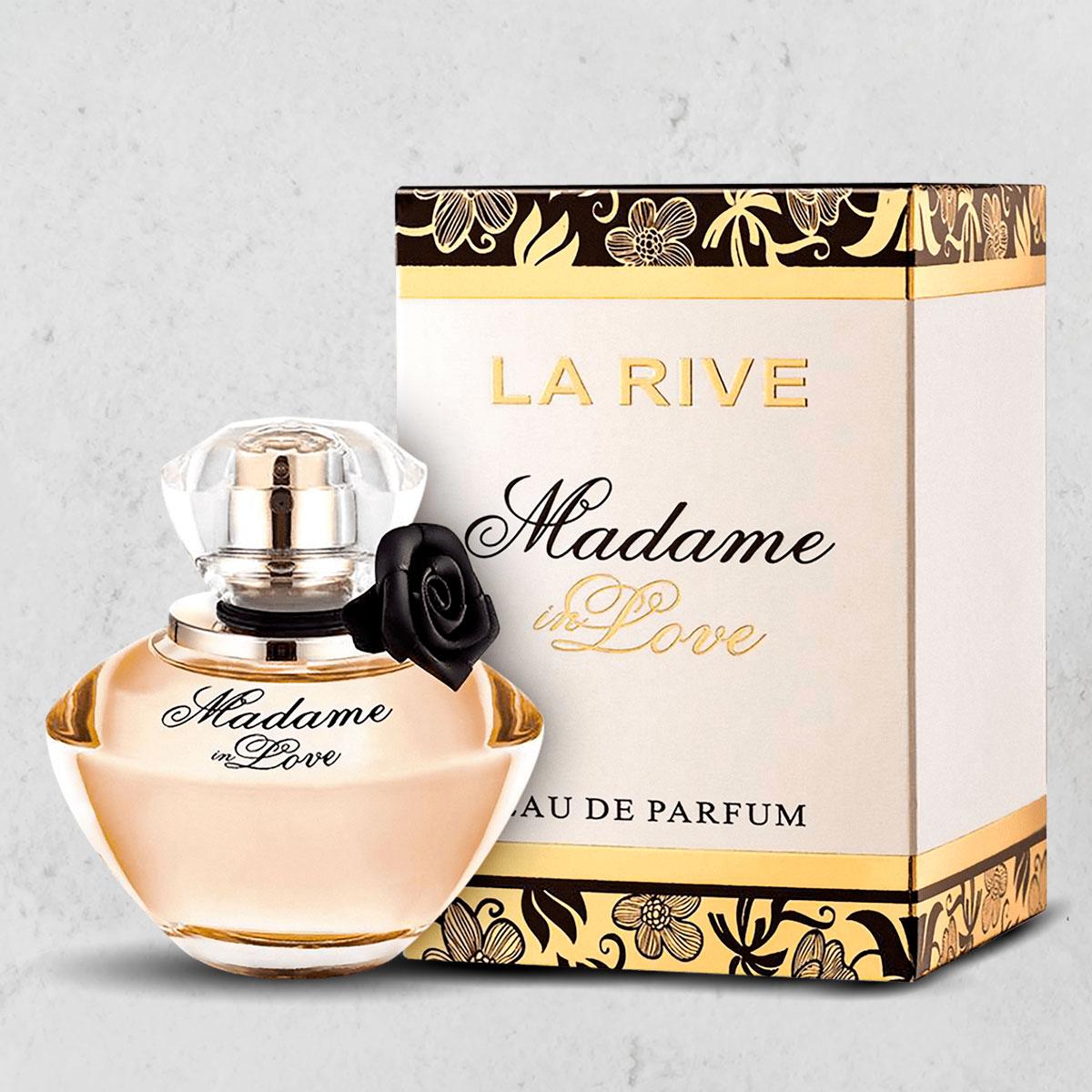 Kit 3 Perfumes La Rive Madame in Love + Cash + She Is Mine