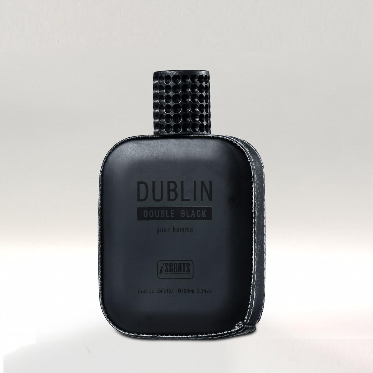 kit 3 perfumes, Noir gen, Dublin e Ferous Black I Scents