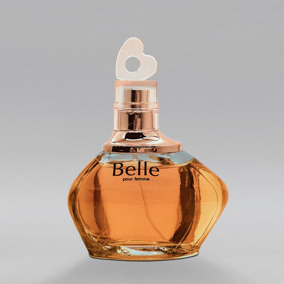 KIT 3 perfumes, Red Royal + Carol Girl + Belle I Scents