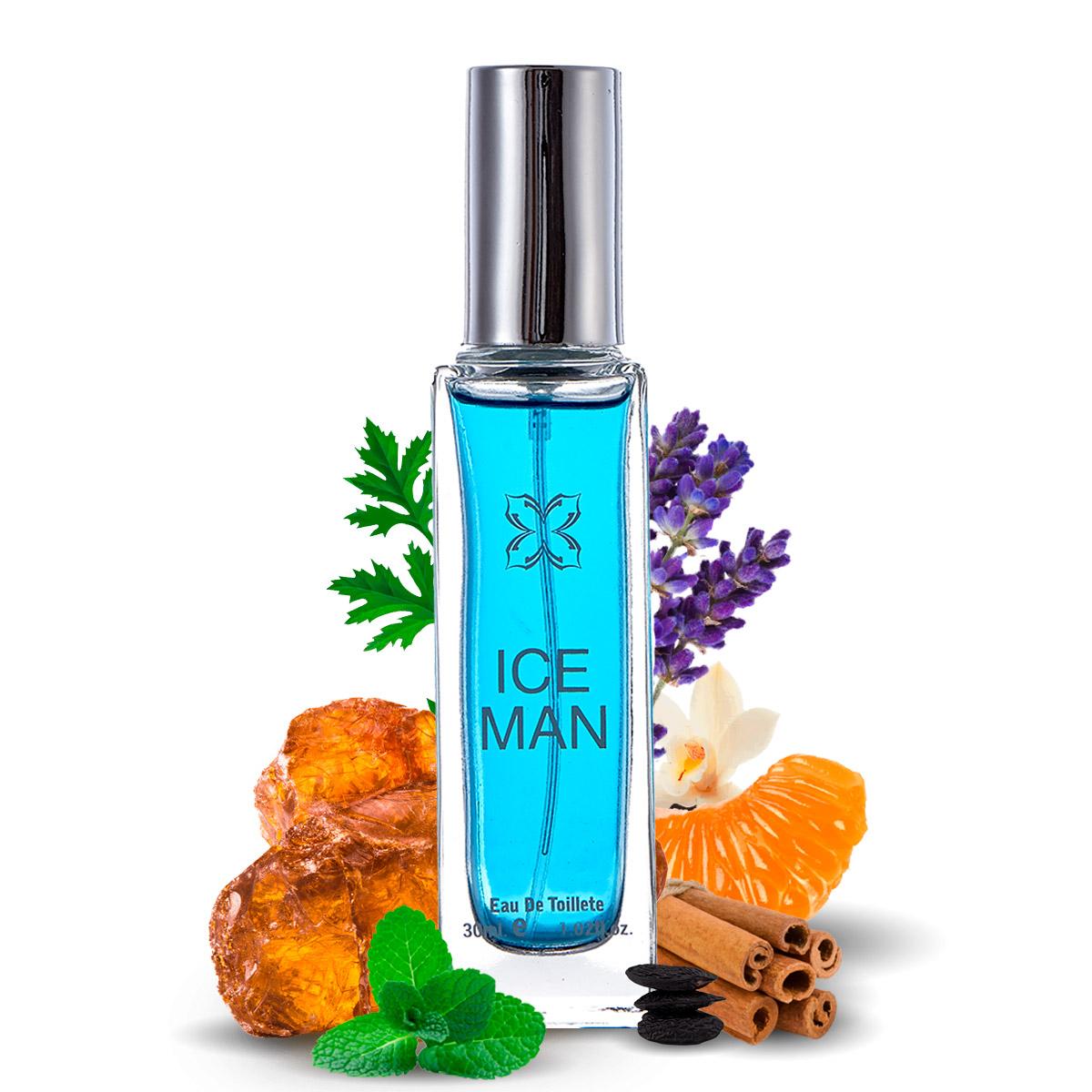 Kit 5 Perfumes Essenciart 30ml Masculino Edt Atacado