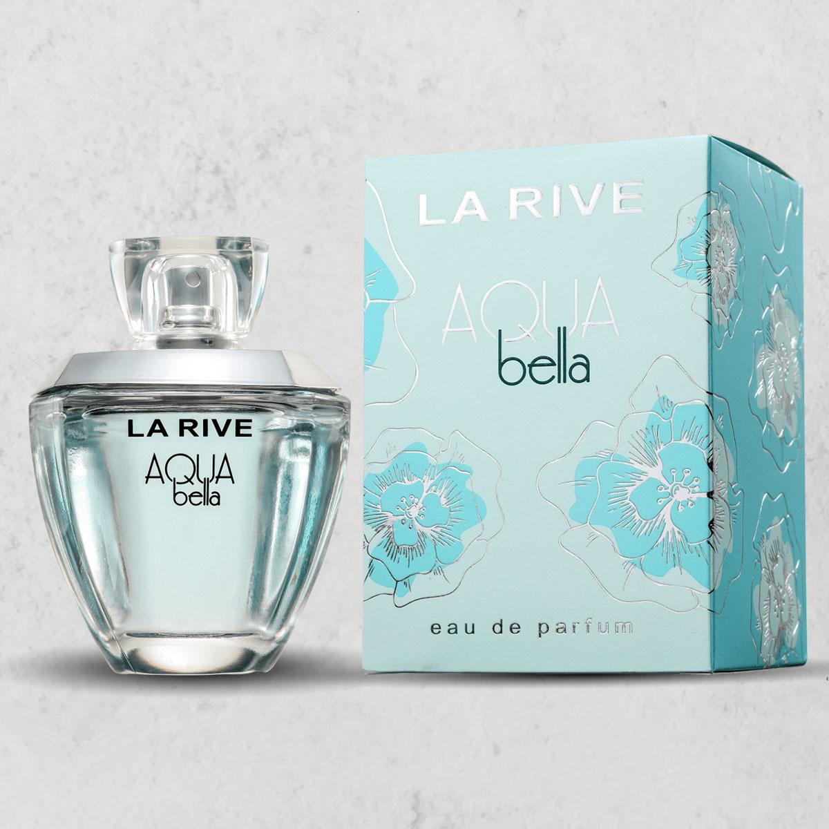 Perfume Aqua Bella Edp Feminino 100ml La Rive