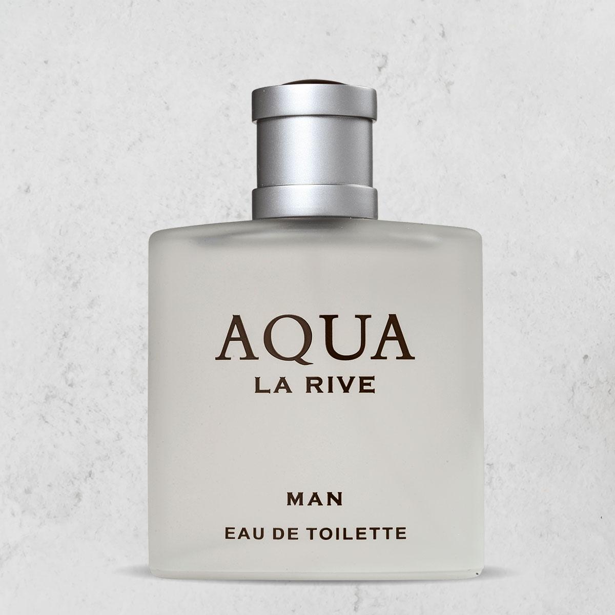Perfume Aqua Man Masculino Edt 90ml La Rive