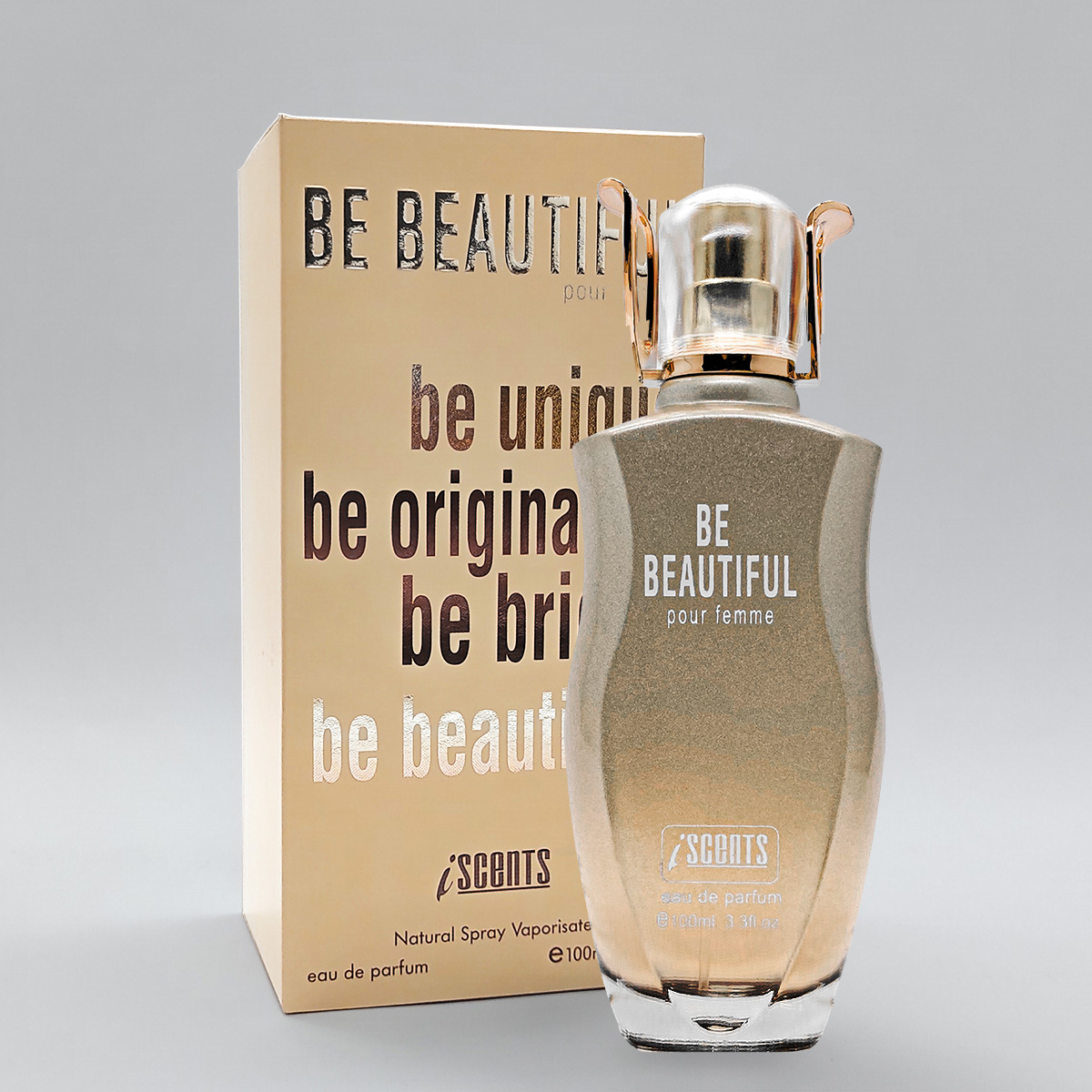 Perfume Be Beautiful F 100ml Edp - I Scents