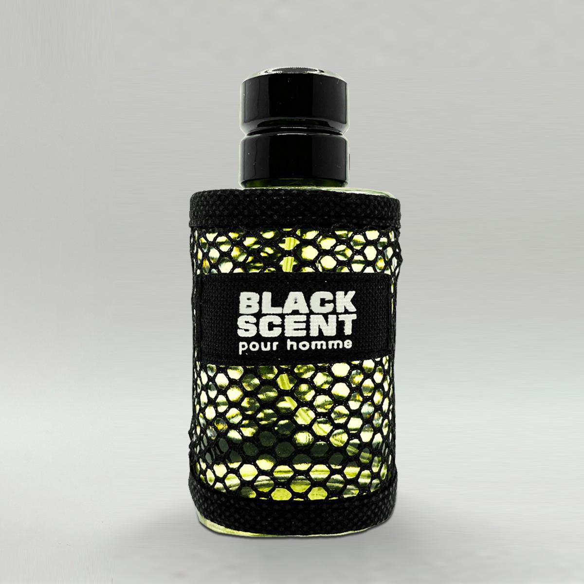 Perfume Black Scent Masculino 100ml I Scents