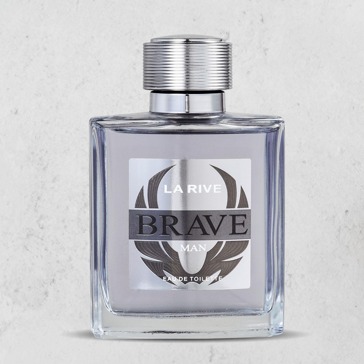 Perfume Brave Masculino Edt 100ml La Rive
