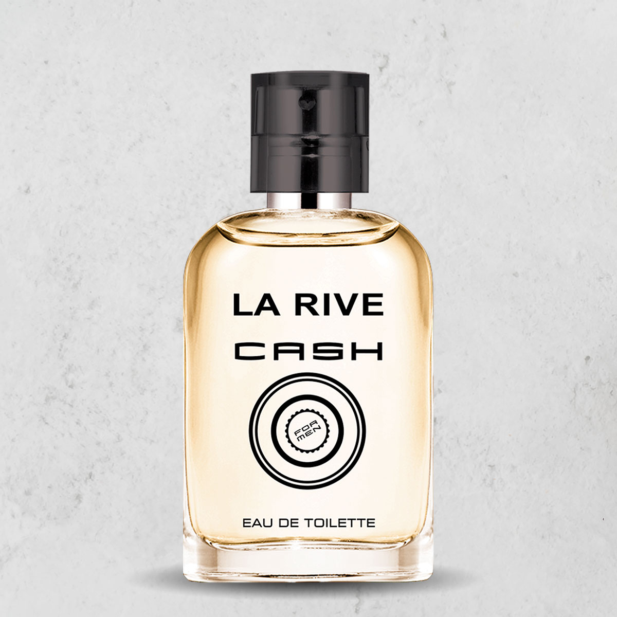 Perfume Cash Man edt Masculino 30ml La Rive