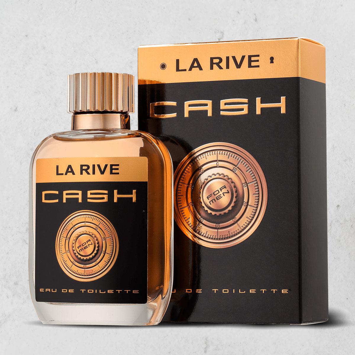 Perfume Cash Masculino Edt 100ml La Rive