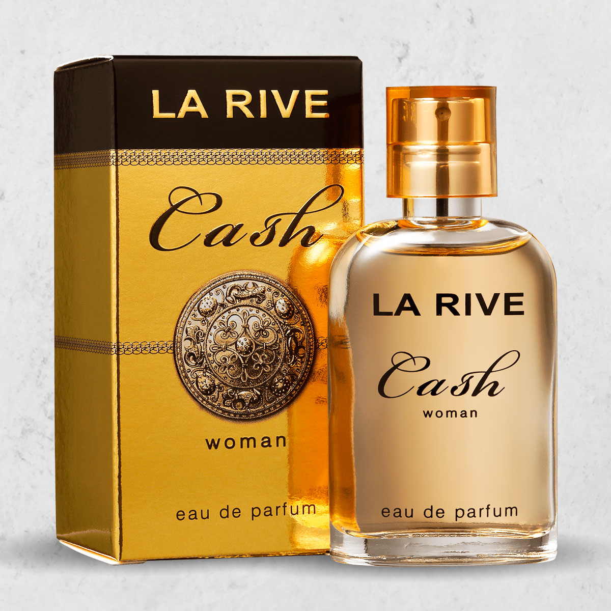Perfume Cash Woman edp Feminino 30ml La Rive