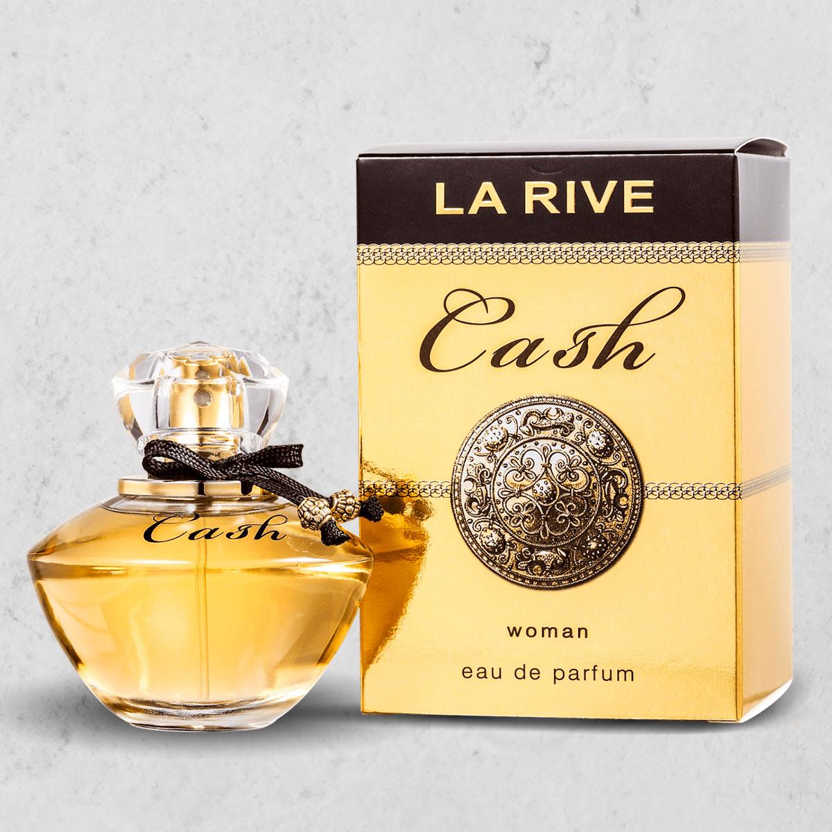 Perfume Cash Woman Feminino Edp 90ml La Rive