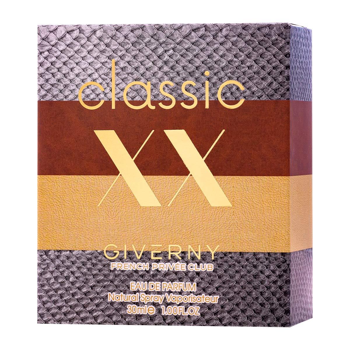 Perfume Classic XX Sapatinho Feminino EDP 30ml Giverny  - Mercari Perfumes