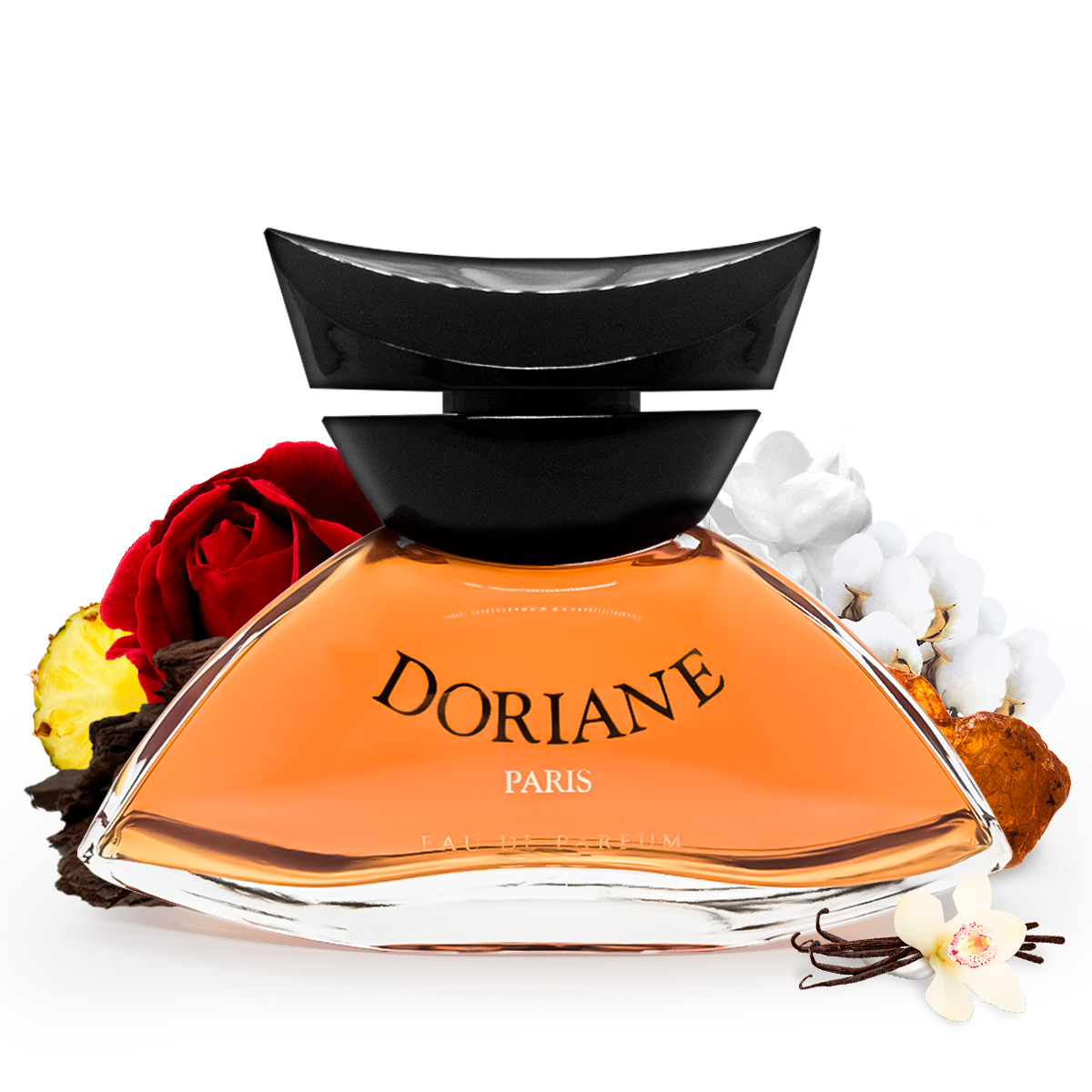 Perfume Doriane Woman Edp 100ml Paris Bleu