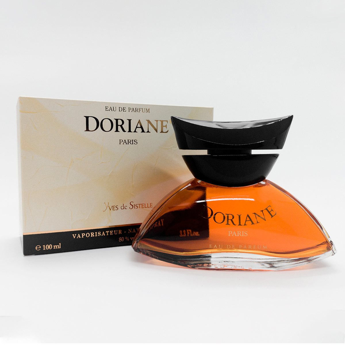 Perfume Doriane Woman Edp 100ml Paris Bleu