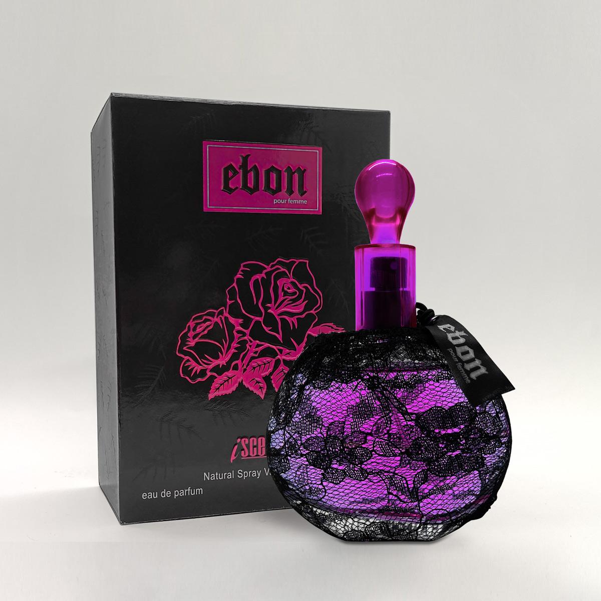 Perfume Ebon Feminino Edp 100ml - I Scents