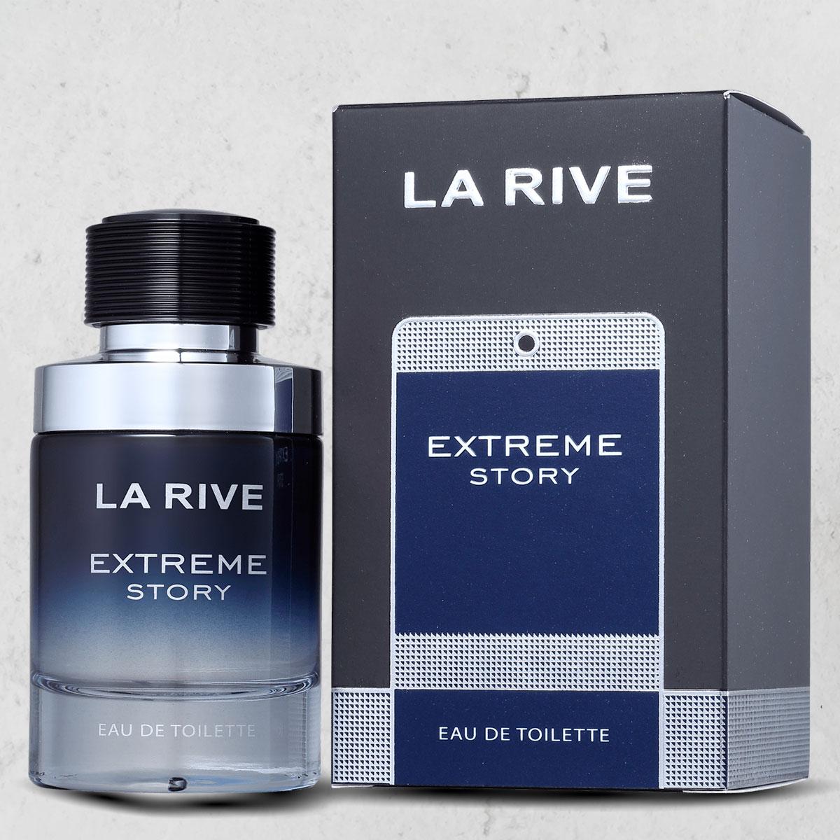 Perfume Extreme Story Masculino Edt 75ml La Rive  - Mercari Perfumes