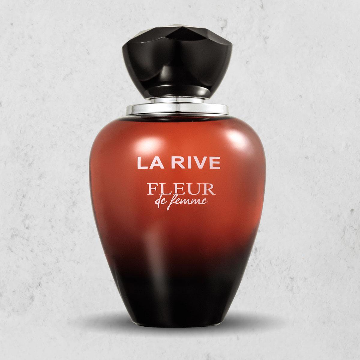 Perfume Fleur de Femme Feminino EDP 90ml La Rive