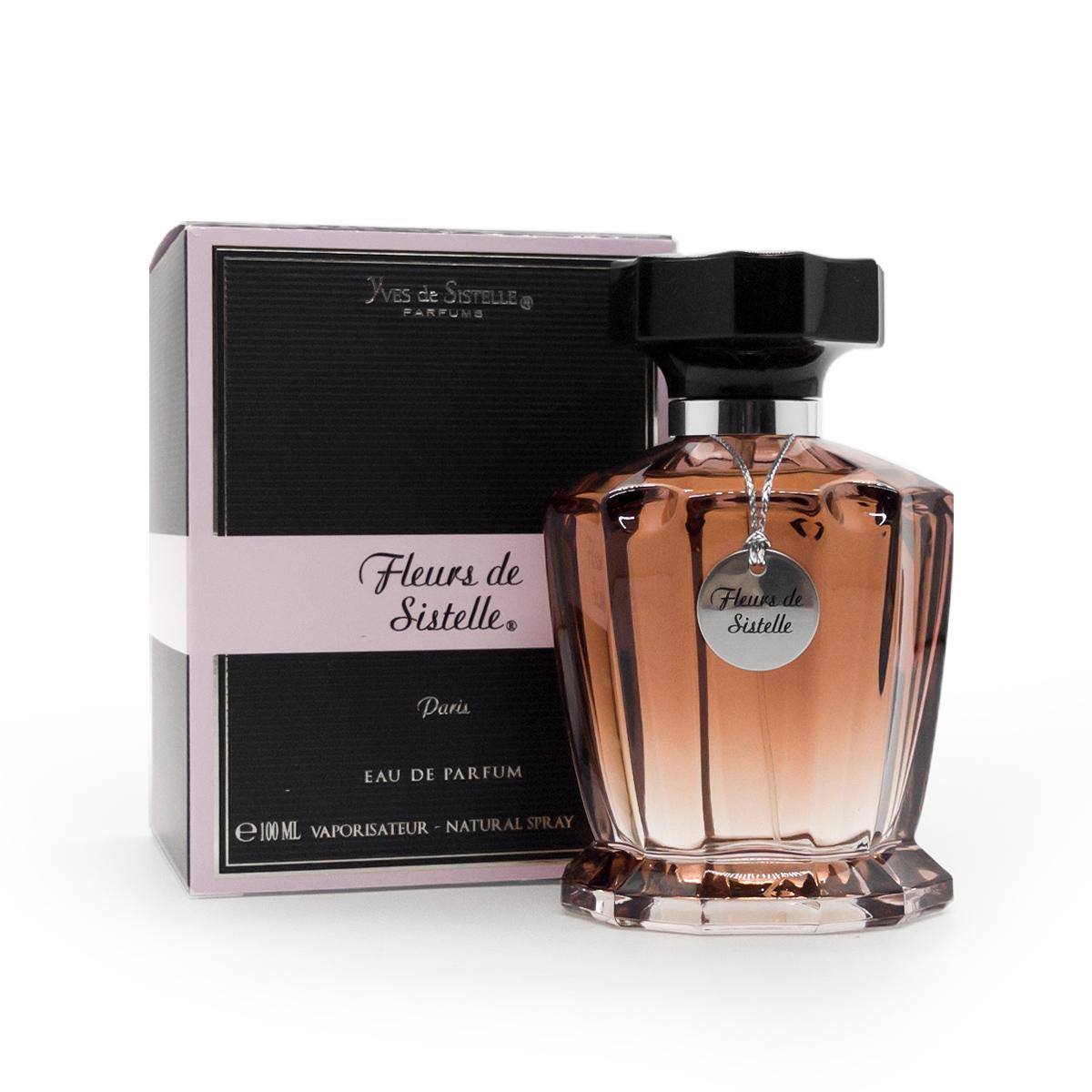 Perfume Fleurs de Sistelle Feminino Edp 100ml Paris Bleu