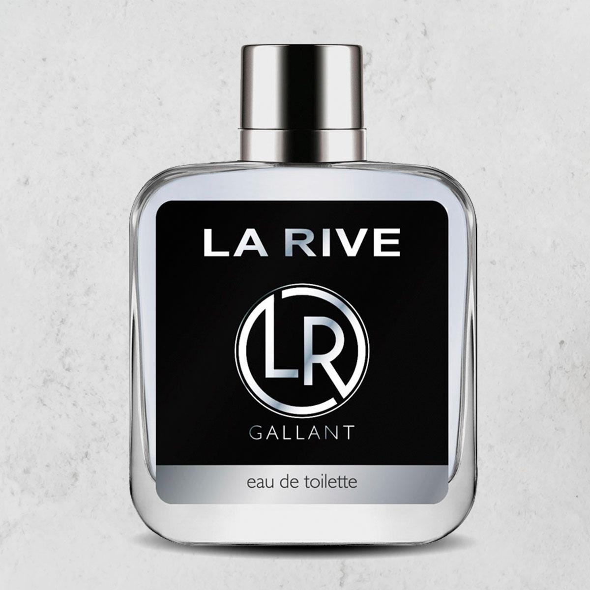 Perfume Gallant  Masculino edt 100ml La Rive