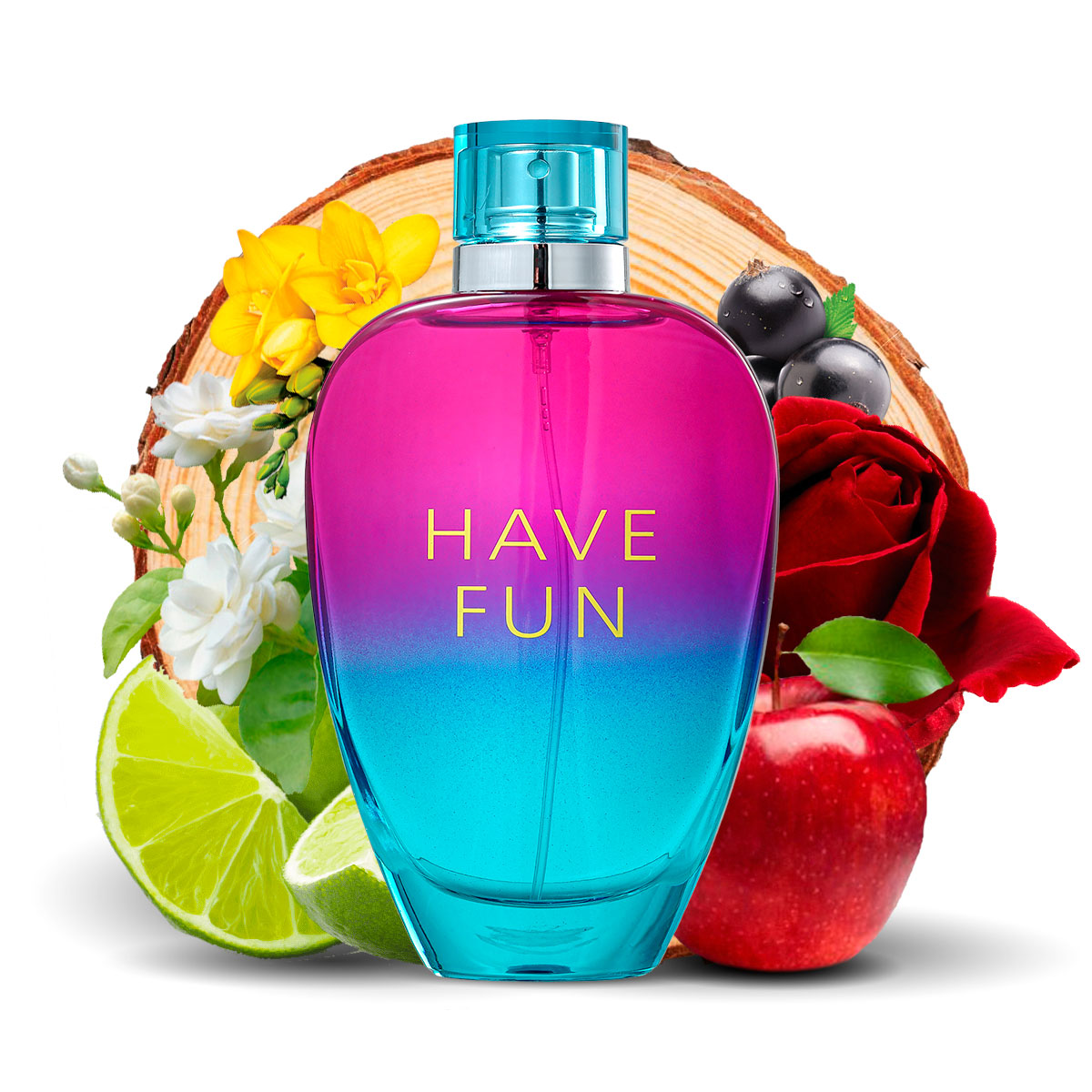Perfume Have Fun  feminino EDP 90ml La Rive