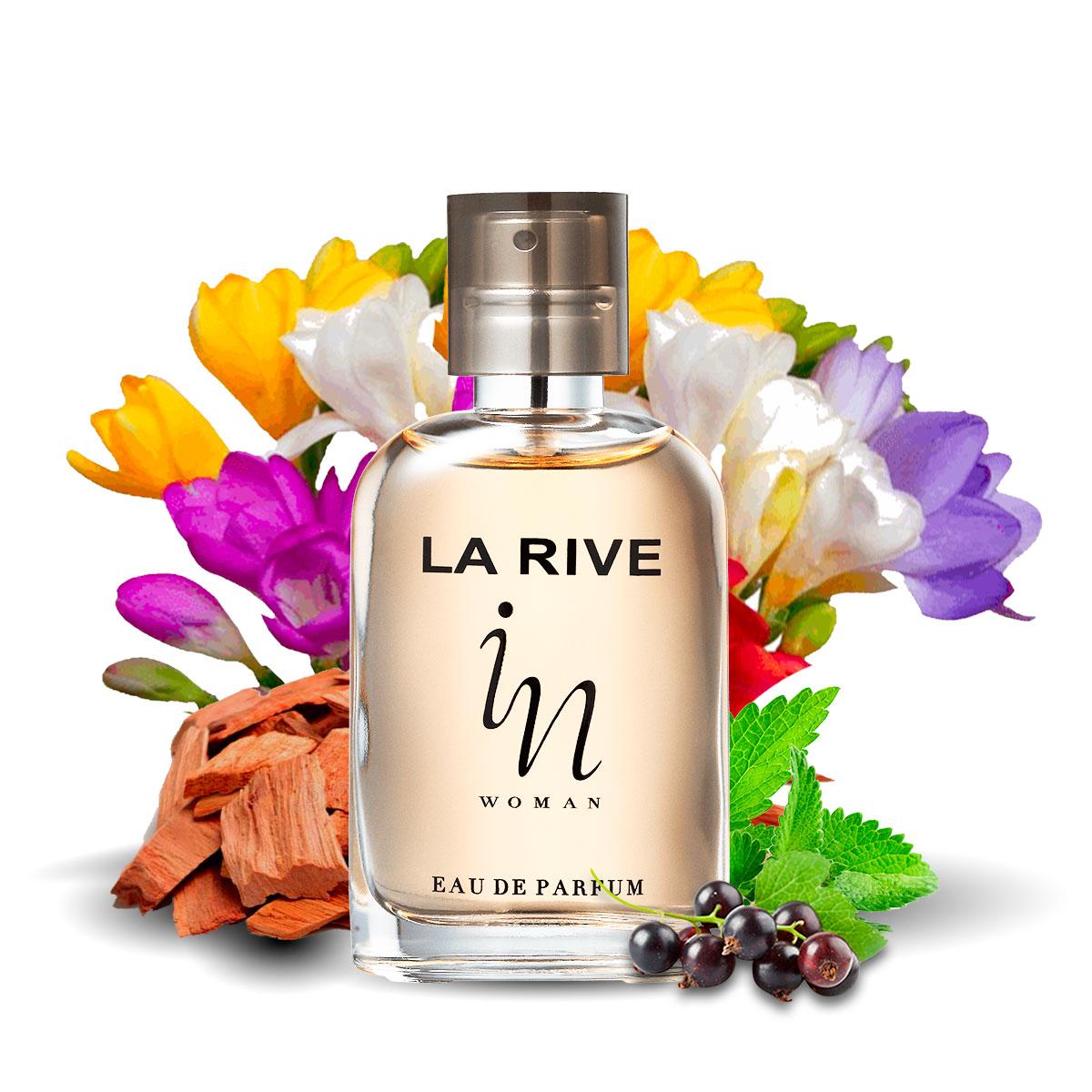 Perfume In Woman edp Feminino 30ml La Rive