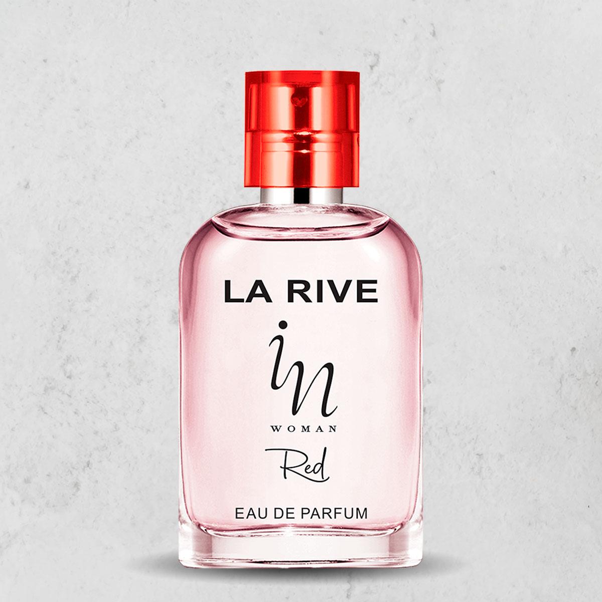 Perfume In Woman Red Edp Feminino 30ml La Rive