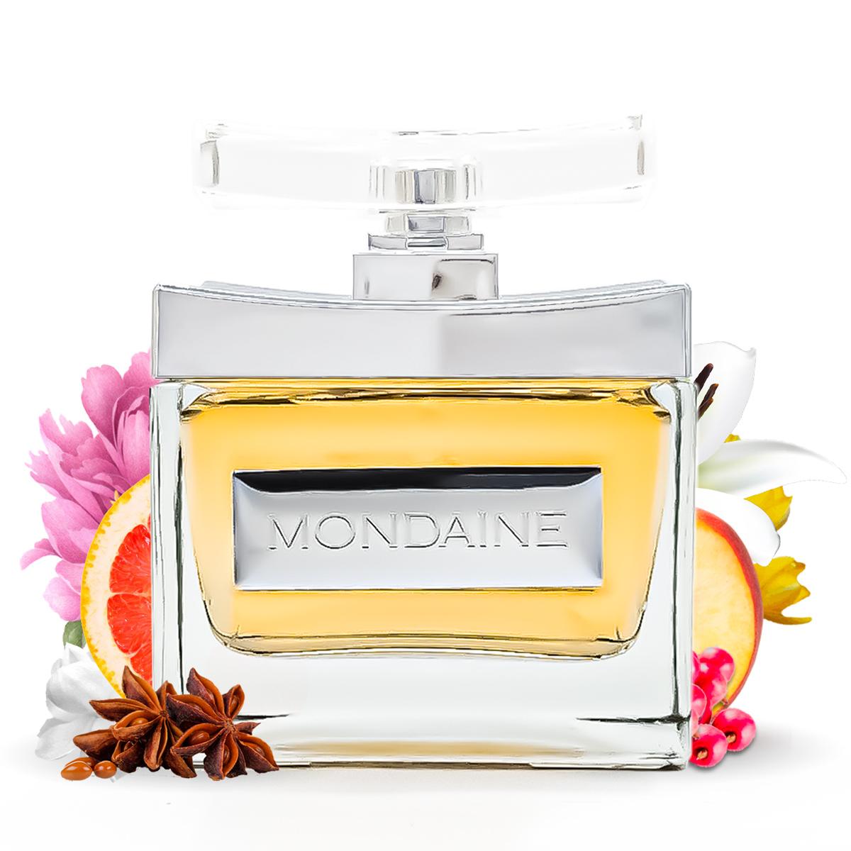 Perfume Mondaine Feminino Edp 95ml Paris Bleu