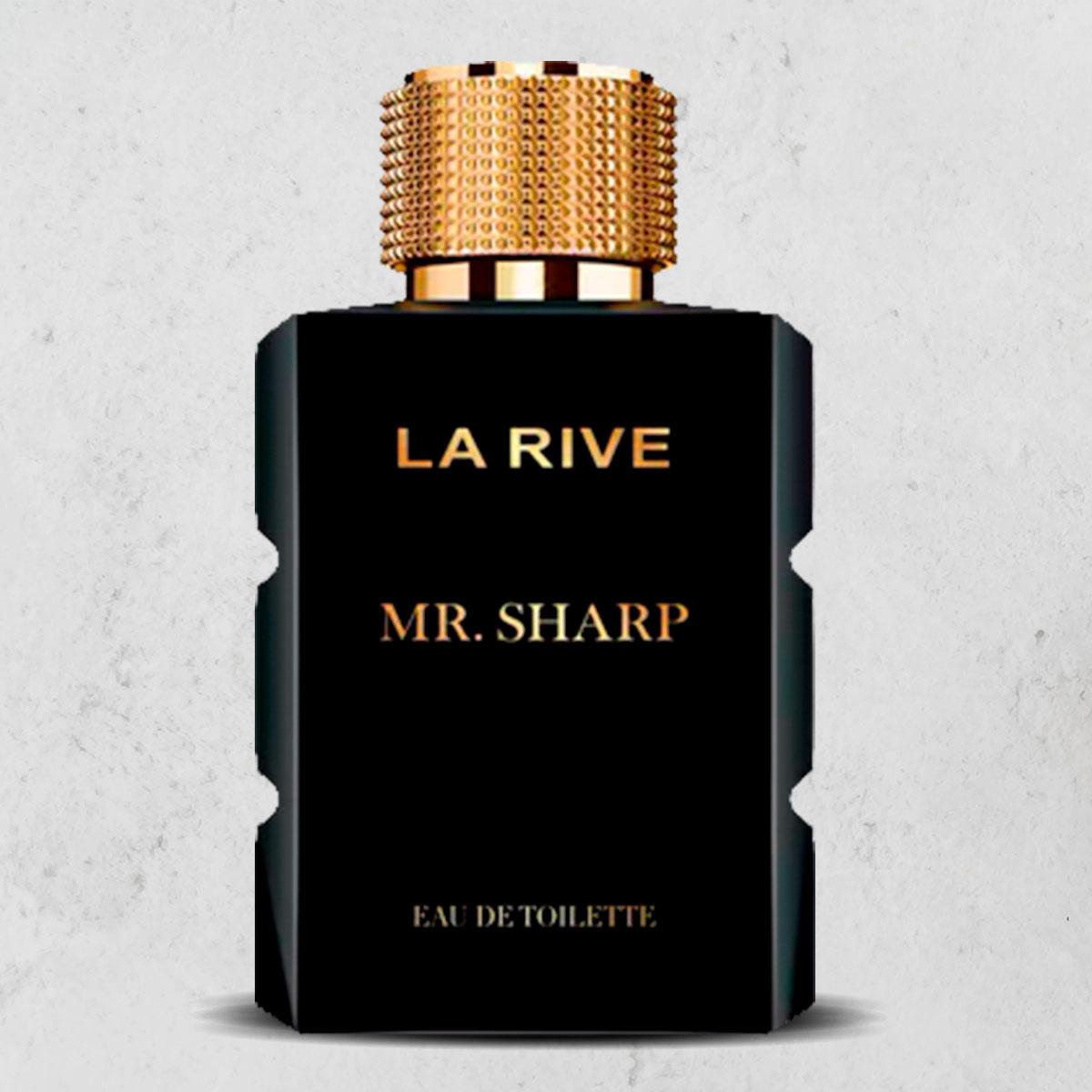 Perfume Mr Sharp La Rive 100ml Masculino Edt