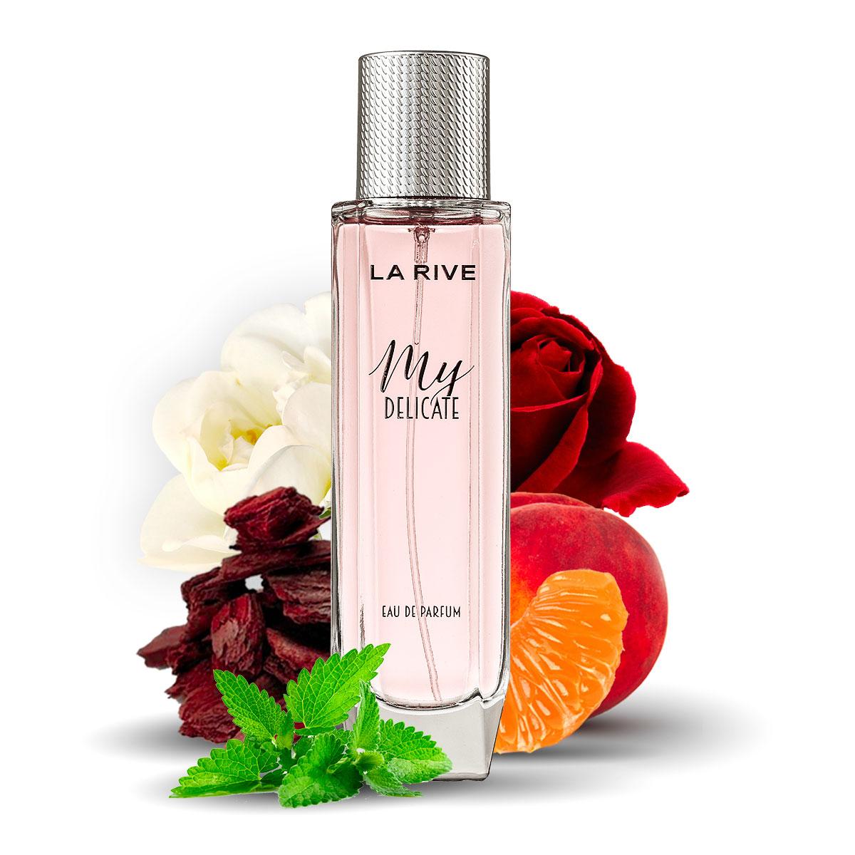 Perfume My Delicate Feminino EDT 90 ml La Rive