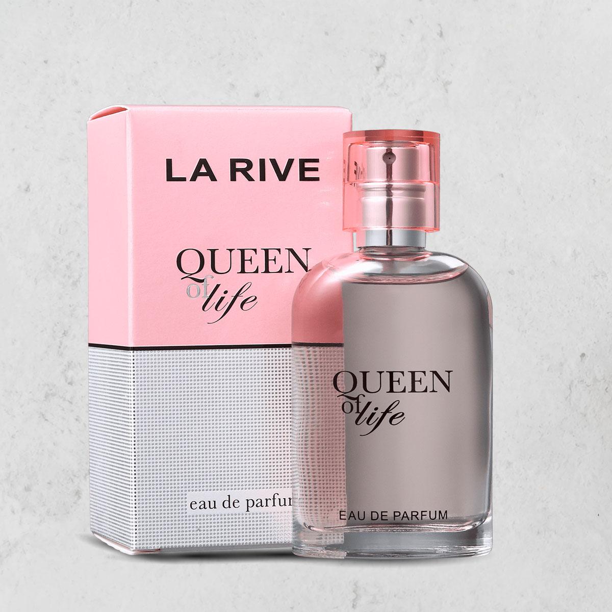 Perfume Queen Of Life Feminino Edt 30ml La Rive