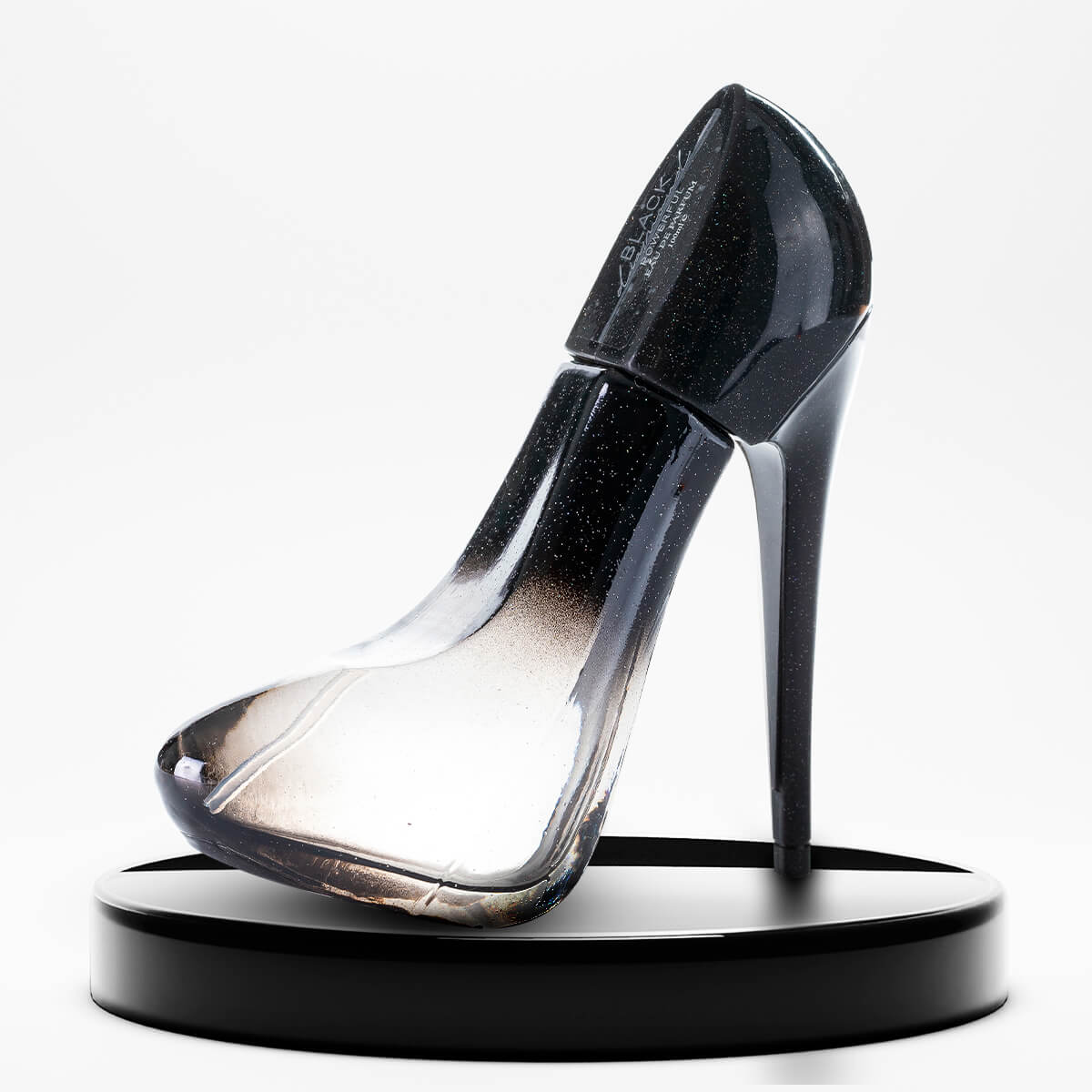 Perfume Sapatinho Black Diamond Feminino 100ml EDP Giverny  - Mercari Perfumes