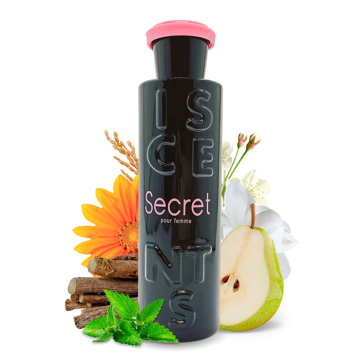 Perfume Secret Feminino Edp 100ml - I Scents