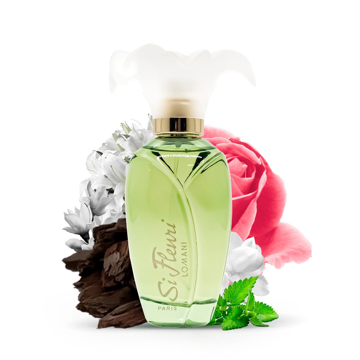Perfume Si Fleuri Feminino Edp 100ml Lomani