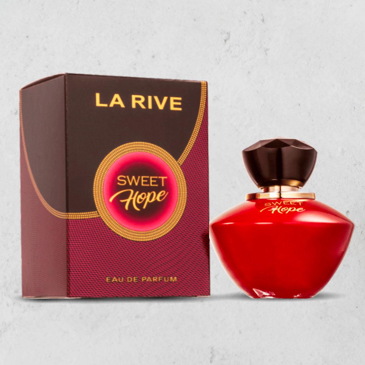 Perfume Sweet Hope Feminino Edp 90 Ml La Rive  - Mercari Perfumes