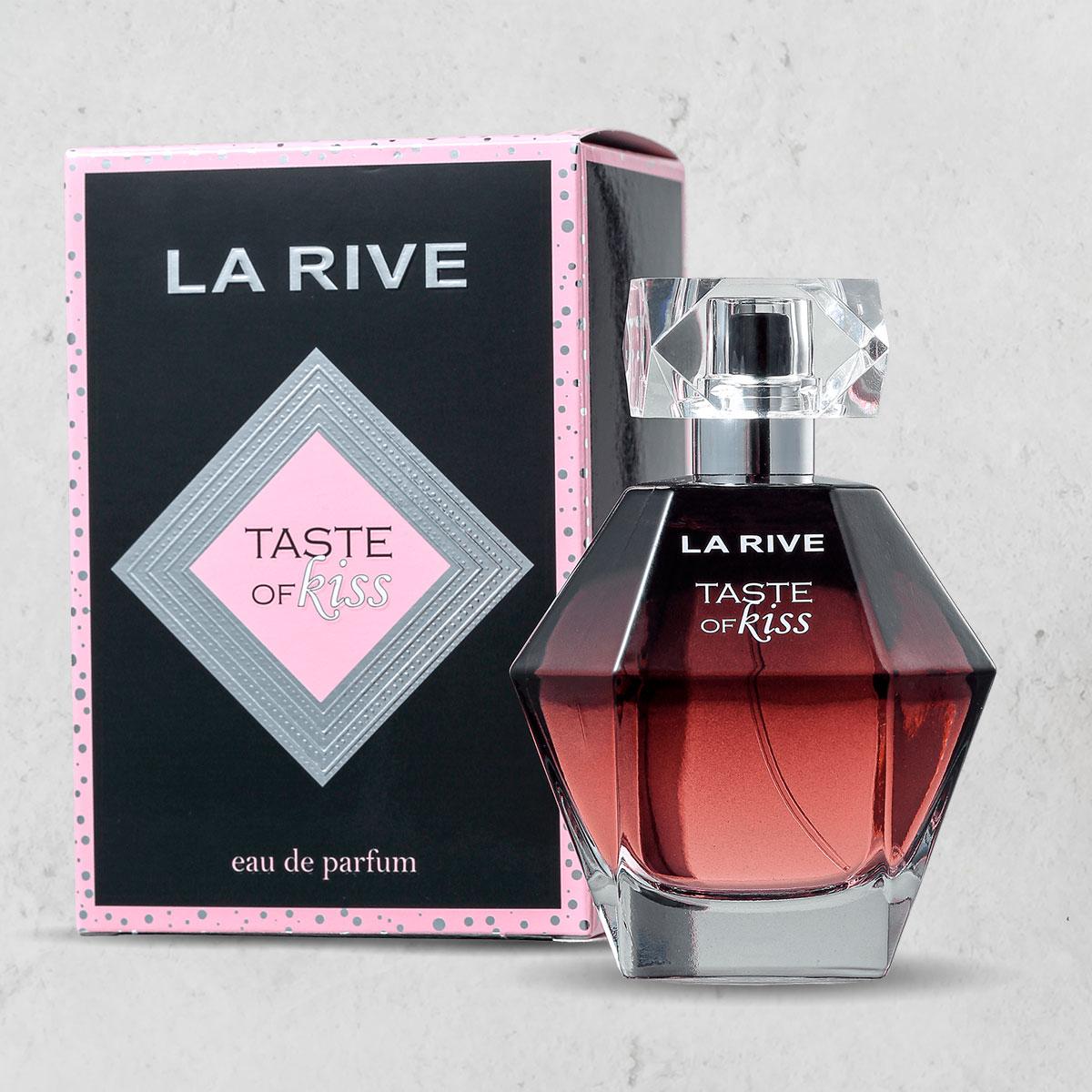 Perfume Taste Of Kiss Feminino Edp 100ml  La Rive