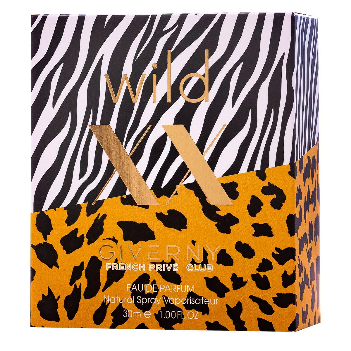 Perfume Wild XX Sapatinho Feminino EDP 30ml Giverny  - Mercari Perfumes