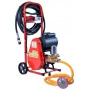 Lavadora de média pressão LR 20 2,0cv ZM com carrinho e motor monofásico 127/220V