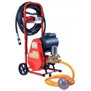 Lavadora de média pressão LR 28 3,0cv ZM com carrinho e motor monofásico 220v