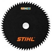 Serra circular Stihl 200mm 44 dentes furo 20mm FS 160 FS 220 FS 290