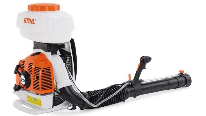 Pulverizador costal SR 450 STIHL motorizado