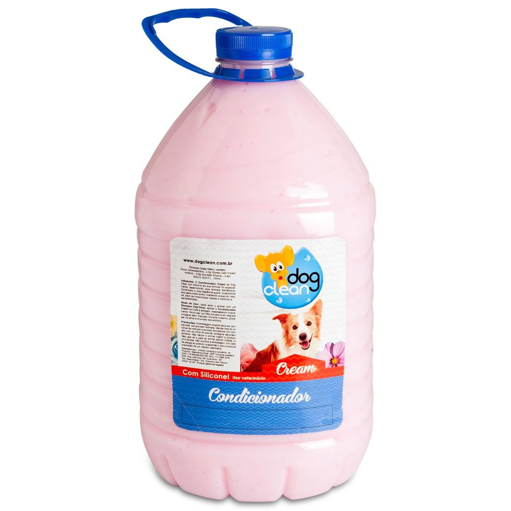 Condicionador Profissional Cream 5L Dog Clean