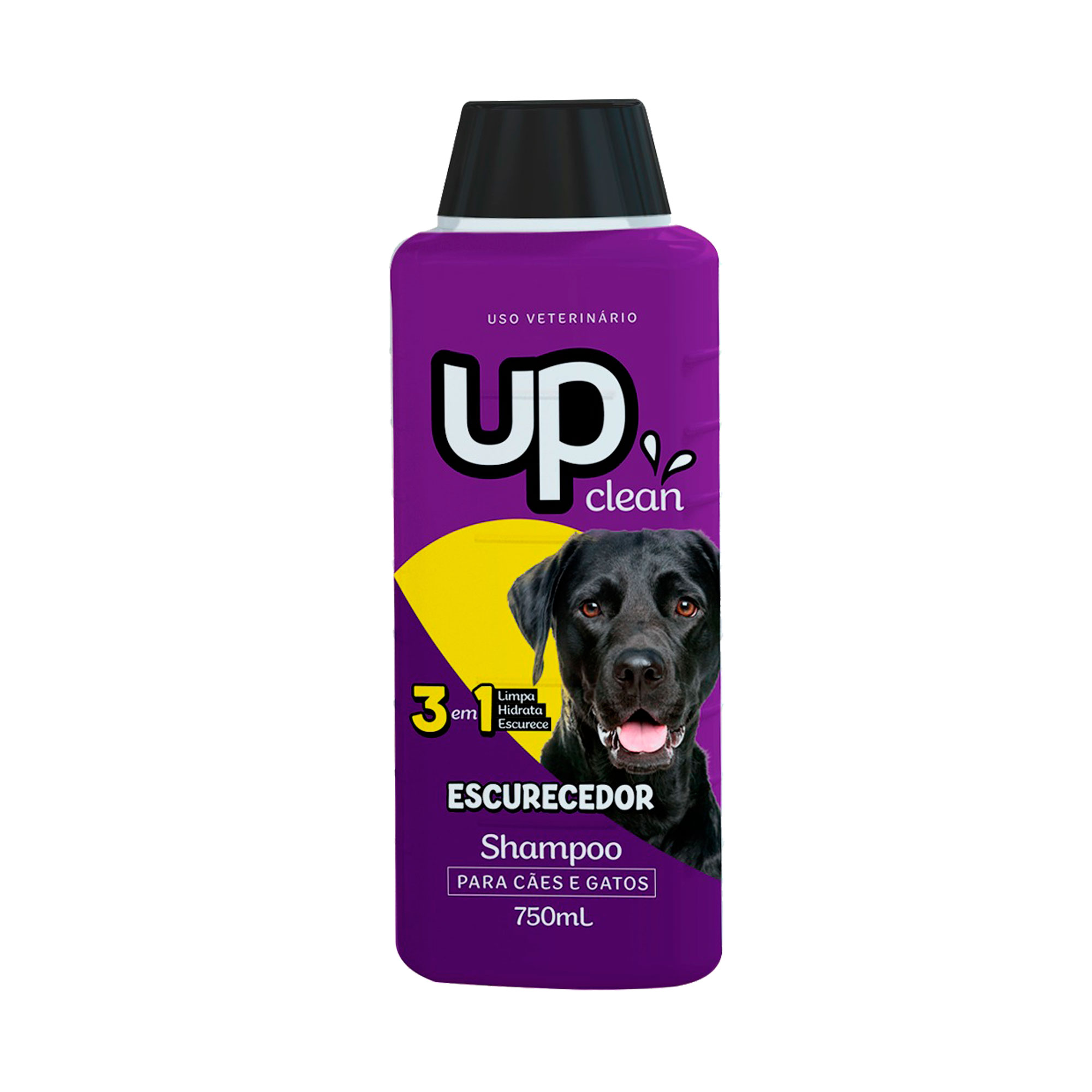Shampoo Escurecedor 750ml Up Clean