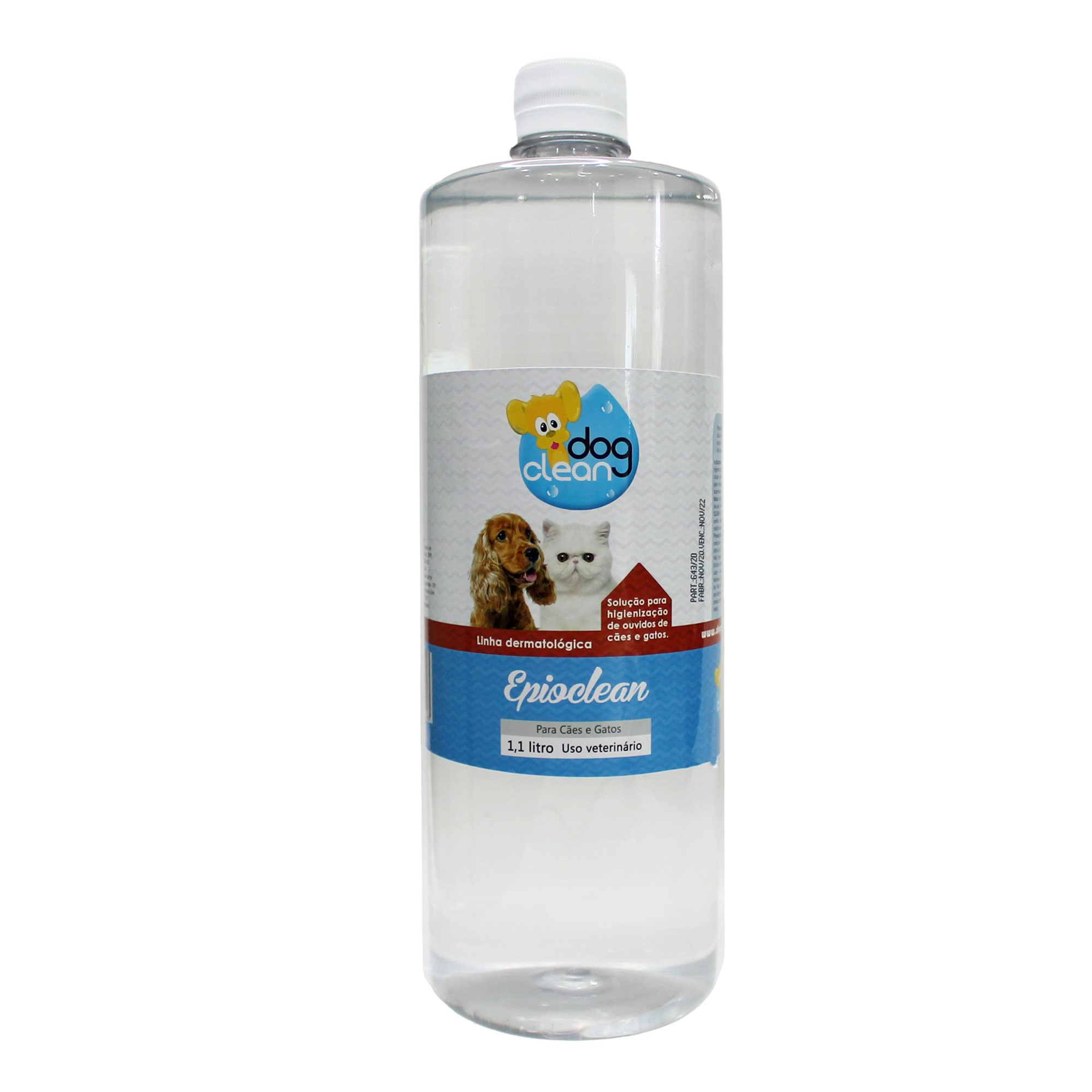 Epioclean Refil 1.1 Litros Dog Clean