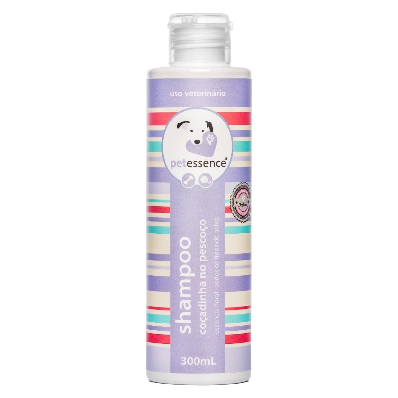 Kit Shampoo e Condicionador Coçadinha no Pescoço 300ml PetEssence