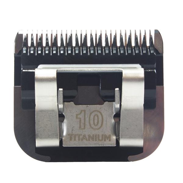 Lamina 10 Premium Titanium Propetz - 1,5mm