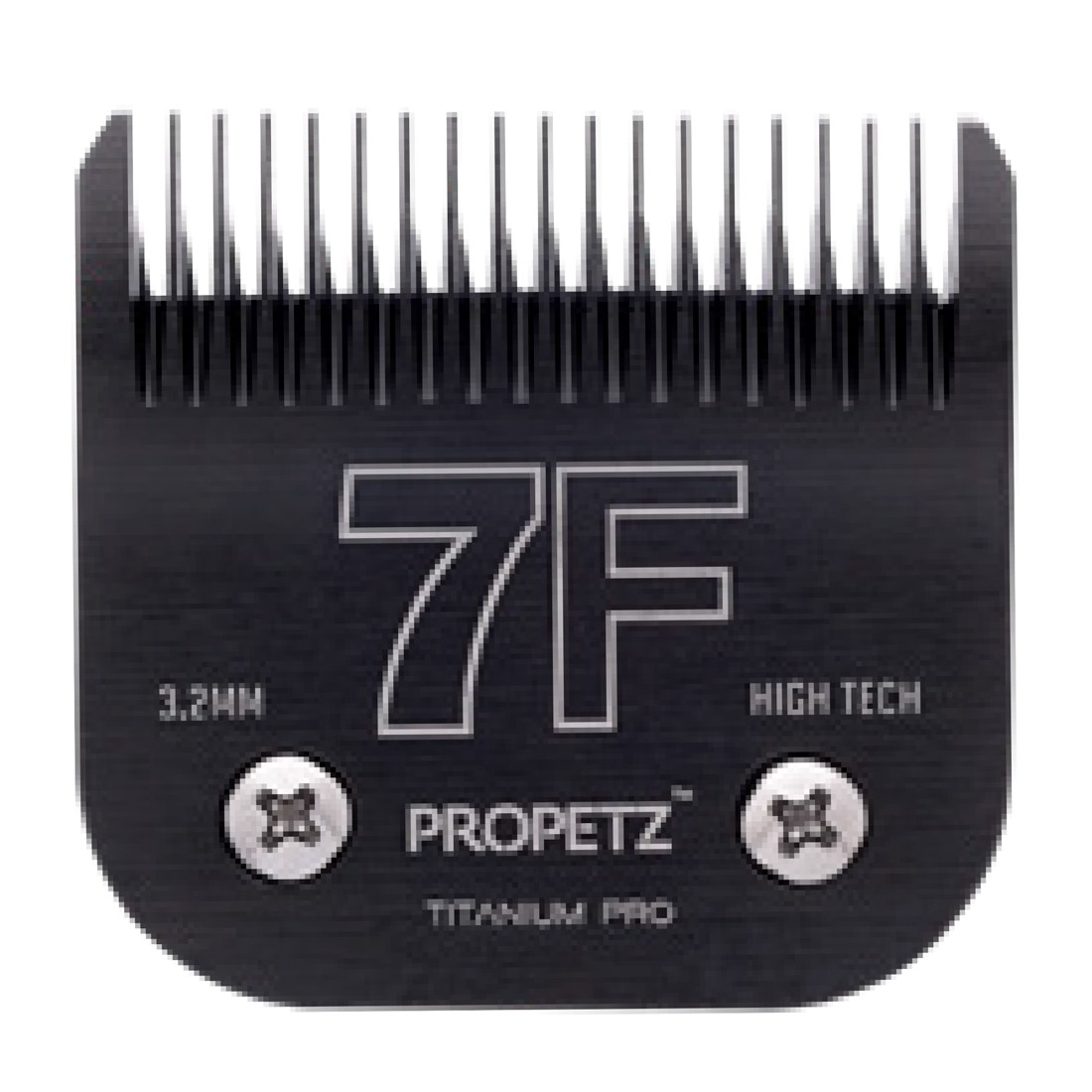 Lamina 7F Premium Titanium Propetz - 3,2mm