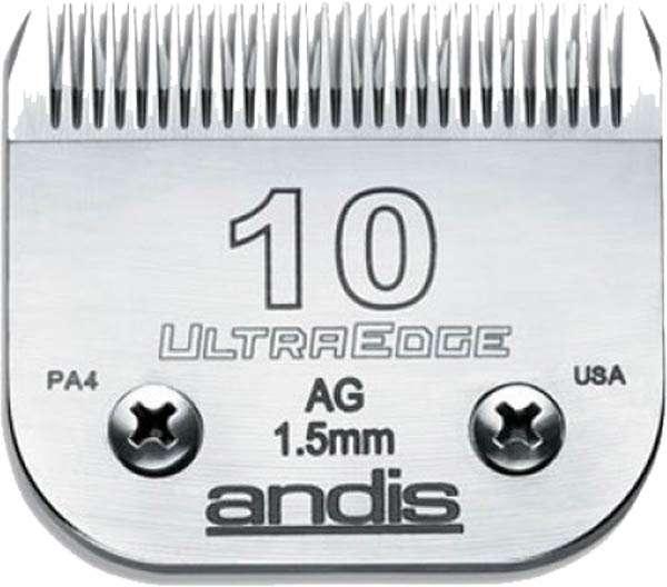 Lâmina Andis Ultraedge 10 - 1,5mm