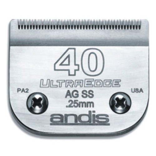Lâmina Andis Ultraedge 40 - 0,25mm