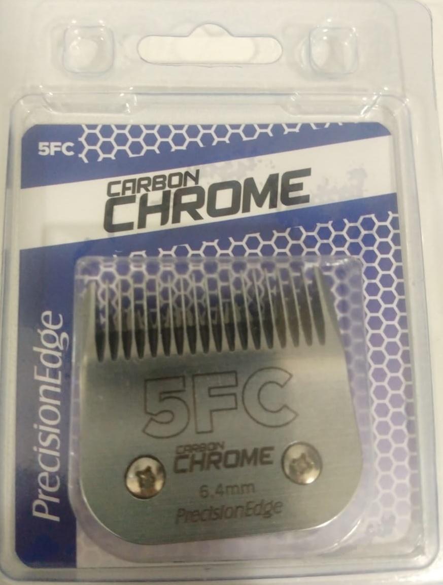 Lâmina Precision Edge Carbon Chrome 5FC - 6,4mm