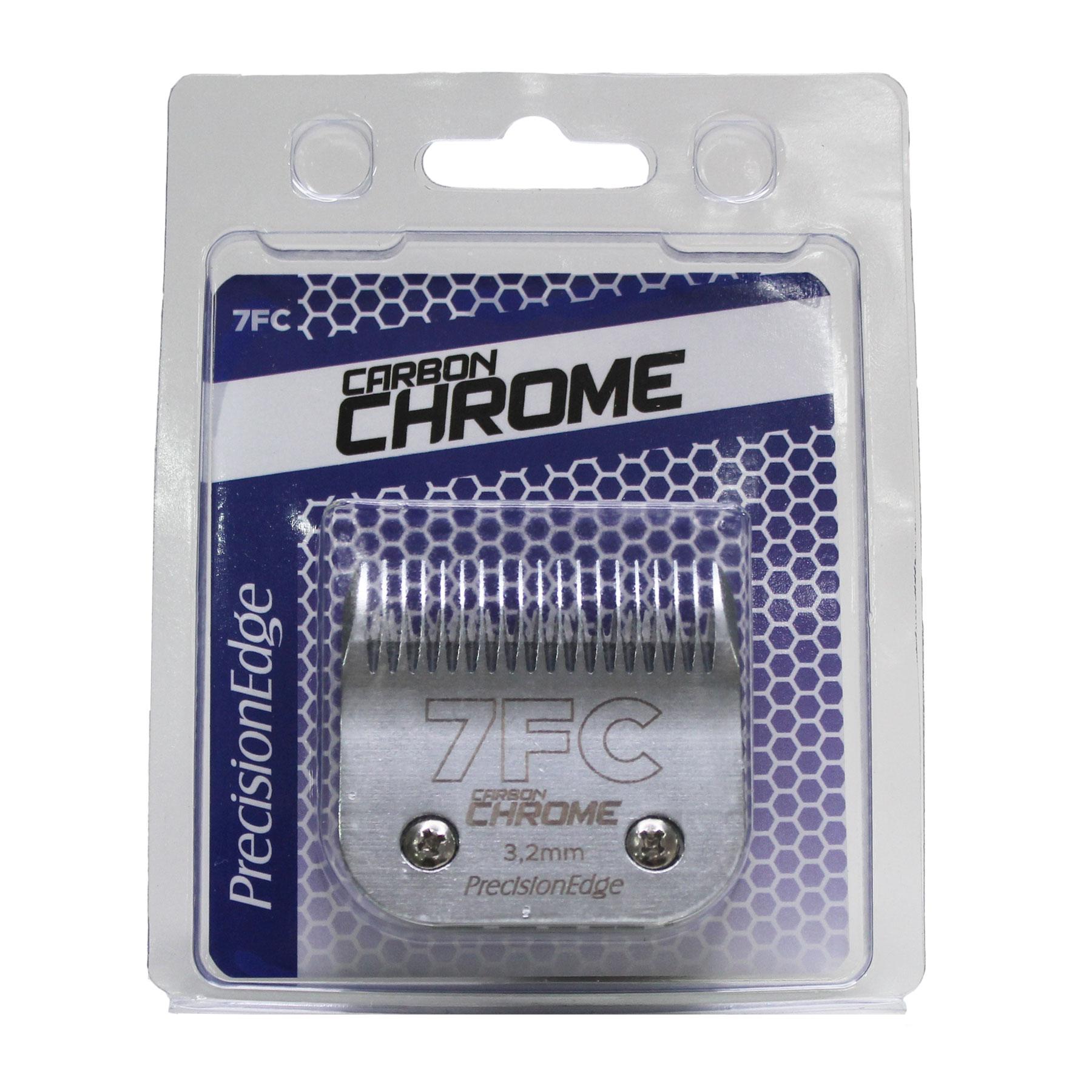 Lâmina Precision Edge Carbon Chrome 7FC - 3,2mm