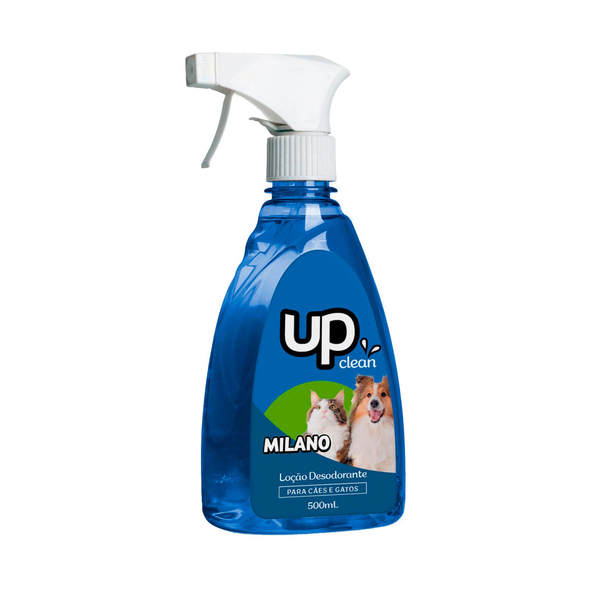 Loção Milano 500ml Up Clean