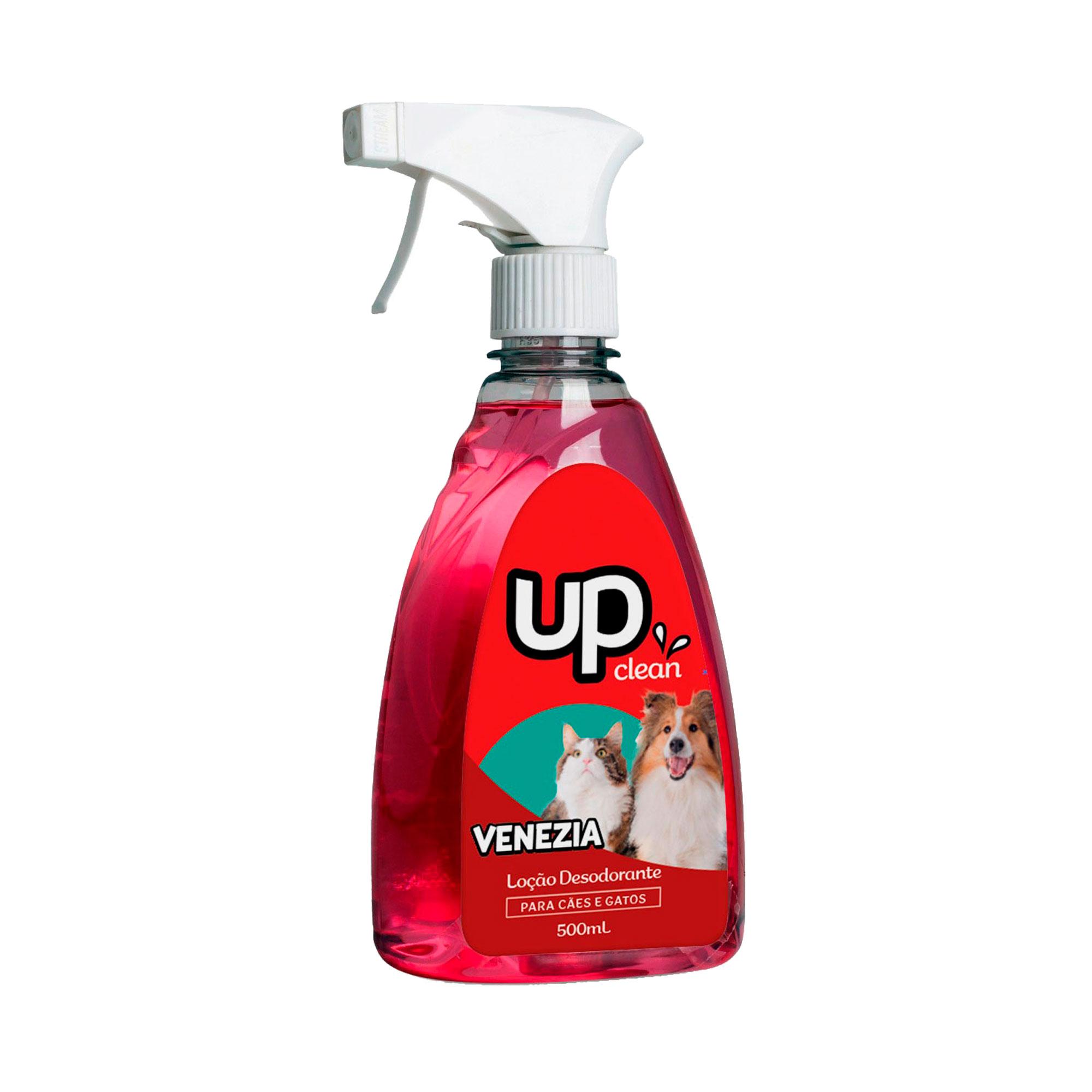 Loção Venezia 500ml Up Clean